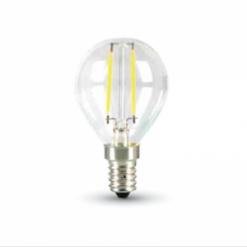 ΛΑΜΠΕΣ LED E14 FILAMENT P45