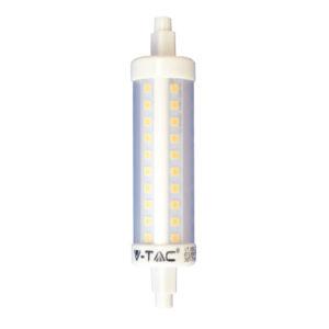 Λάμπα LED R7S 7W 118mm VTAC