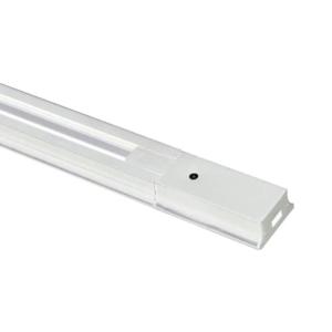 Ράγα μονοφασική ενάμισι μέτρο λευκή VTAC