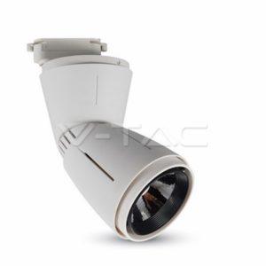Σποτ ράγας LED 45W λευκό VTAC