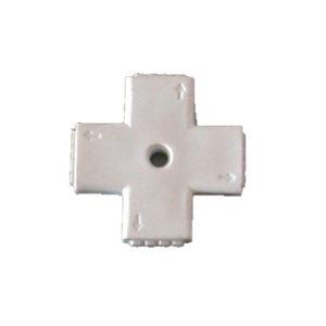 Σύνδεσμος για ταινίες LED SMD5050 σε σχήμα σταυρού