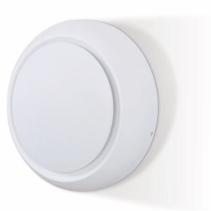 Απλίκα LED 5W περιστρεφόμενη κυκλική λευκή VTAC