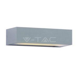 Απλίκα LED 9W γκρι VTAC
