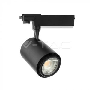 Σποτ ράγας LED 35W 3σε1 μαύρο VTAC