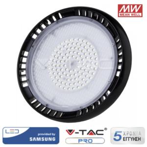 Καμπάνα LED 100W 12000LM 90º/120º αδιάβροχη VTAC SAMSUNG