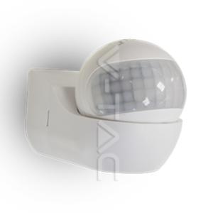 Ανιχνευτής κίνησης infrared max 400W λευκός ή μαύρος VTAC