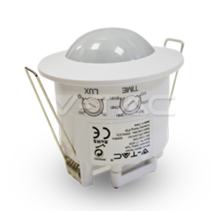 Ανιχνευτής κίνησης infrared max 300W VTAC