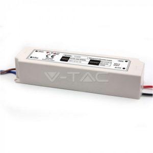 Τροφοδοτικό 100W DC12V IP67 αδιάβροχο VTAC