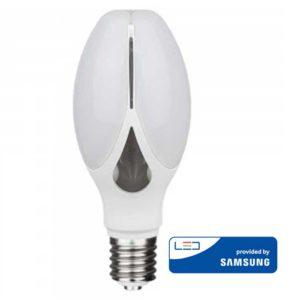 Λάμπα LED E27 36W VTAC SAMSUNG