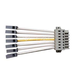 Αρσενικός σύνδεσμος γραμμικού φωτιστικού LED VTAC