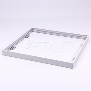 Eξωτερικό πλαίσιο LED Panel 60x60 με βίδες VTAC