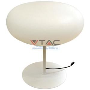 Επιτραπέζιο φωτιστικό LED 30W ντιμαριζόμενο VTAC