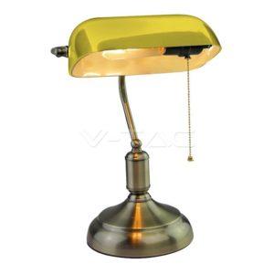 Φωτιστικό γραφείου Vintage κίτρινο VTAC