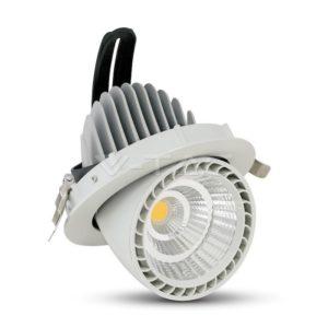Φωτιστικό οροφής LED 33W COB κινητό VTAC