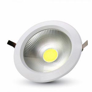 Φωτιστικό οροφής LED 40W COB VTAC