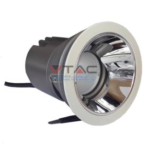 Φωτιστικό οροφής LED 6W Cree ρυθμιζόμενο VTAC