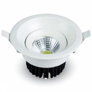 Φωτιστικό οροφής LED 8W κυκλικό VTAC
