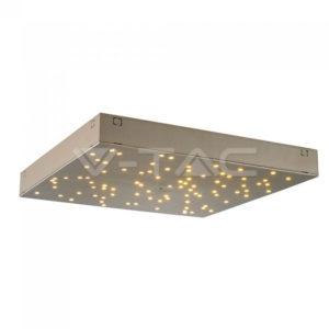 Φωτιστικό οροφής LED 8W STARS χρυσό VTAC