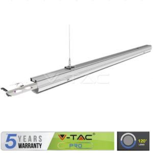 Γραμμικό φωτιστικό LED 50W αρσενικό 120º VTAC