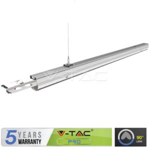 Γραμμικό φωτιστικό LED 50W αρσενικό 90º VTAC