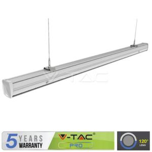 Γραμμικό φωτιστικό LED 50W θηλυκό 120º VTAC