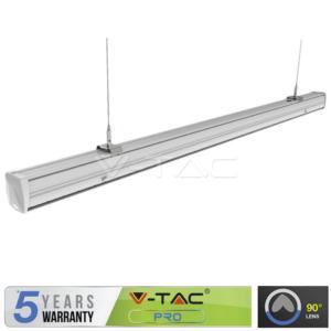 Γραμμικό φωτιστικό LED 50W θηλυκό 90º VTAC