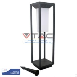 Ηλιακό φωτιστικό LED επιδαπέδιο 2W VTAC SAMSUNG