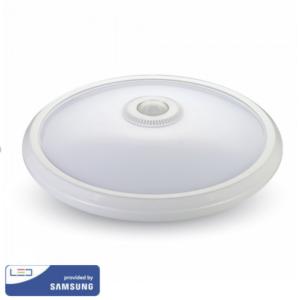 Πλαφονιέρα LED 12W με αισθητήρα κίνησης VTAC Samsung