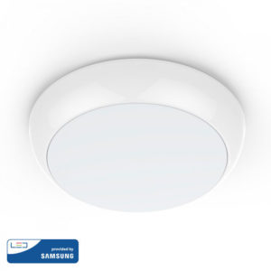 Πλαφονιέρα LED 17W ασφαλείας VTAC Samsung