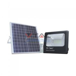 Προβολέας LED Ηλιακός 12W VTAC