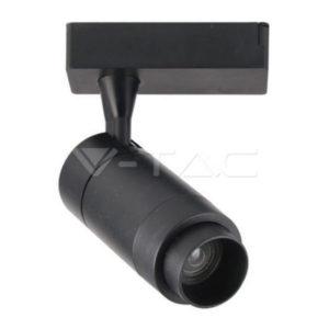 Σποτ ράγας LED 35W Smart 3σε1 μαύρο VTAC