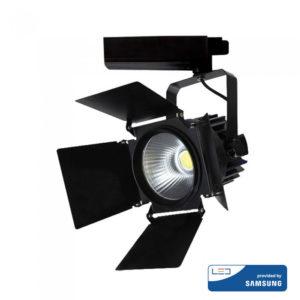 Σποτ ράγας LED 33W μαύρο VTAC SAMSUNG