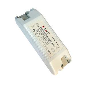 Τροφοδοτικό γιά LED Panel 45W ντιμαριζόμενο VTAC