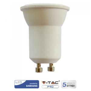 Σποτάκι LED GU10 2W VTAC Samsung