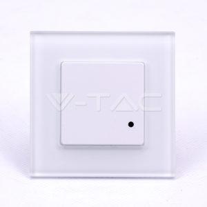 Ανιχνευτής κίνησης microwave max 300W χωνευτός VTAC