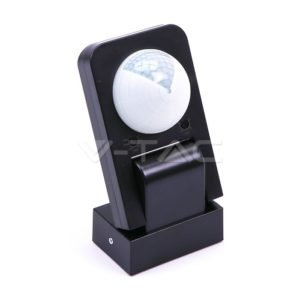 Ανιχνευτής κίνησης max 1000W μαύρος αδιάβροχος VTAC
