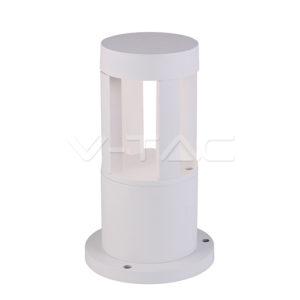 Φωτιστικό LED 10W λευκό αδιάβροχο VTAC