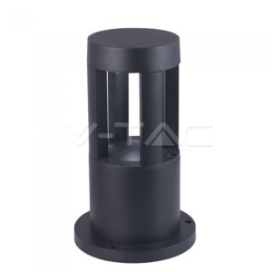 Φωτιστικό LED 10W μαύρο αδιάβροχο VTAC