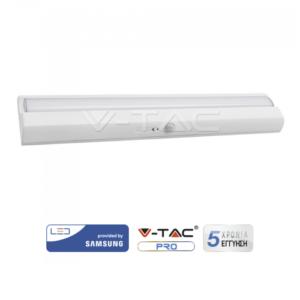 Γραμμικό φωτιστικό LED 1.5W αισθητήρα κίνησης VTAC SAMSUNG