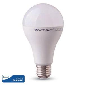 Λάμπα LED E27 A80 20W VTAC SAMSUNG