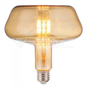 Λάμπα LED T180 8W amber VTAC