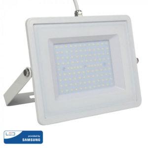 Προβολέας LED 150W IP65 HL λευκός VTAC SAMSUNG