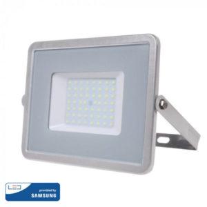 Προβολέας LED 50W IP65 HL γκρι VTAC SAMSUNG