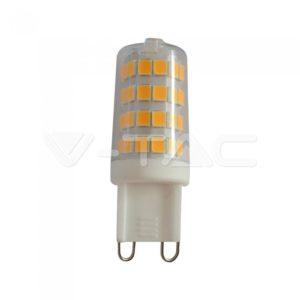 Σποτ LED G9 3W VTAC 6 τεμάχια