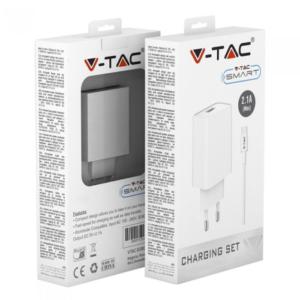 Φορτιστές TYPE-C ή MICRO USB VTAC