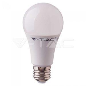 Λάμπα LED E27 A60 11W ημέρας νύχτας VTAC