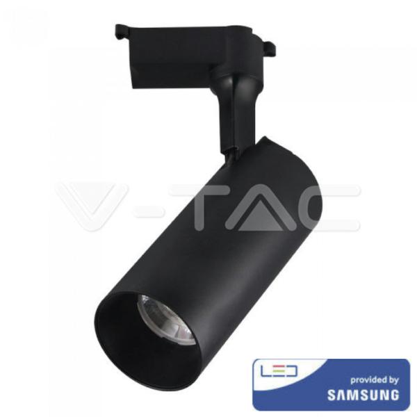 Σποτ ράγας LED 30W μαύρο SAMSUNG
