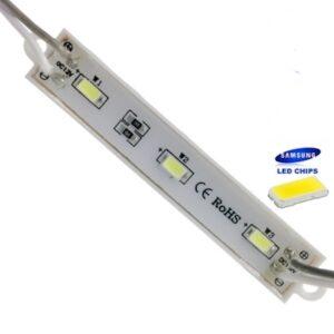 LED Module 1.3W SMD5730 12V IP65 Αδιάβροχο SAMSUNG
